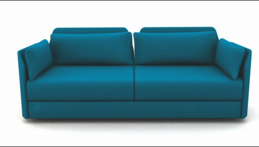 BarberOsgerbys sofa fås i ulike størrelser og farger. <i>Foto: Established & Sons</i>