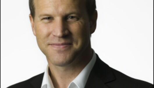 Anders Krokan i Telenor råder alle til å være forsiktig med nett på mobil i utlandet. Det er uoversiktelig og blir fort dyrt. <i>Foto: Ole Walter Jacobsen</i> Foto: Ole Walter Jacobsen