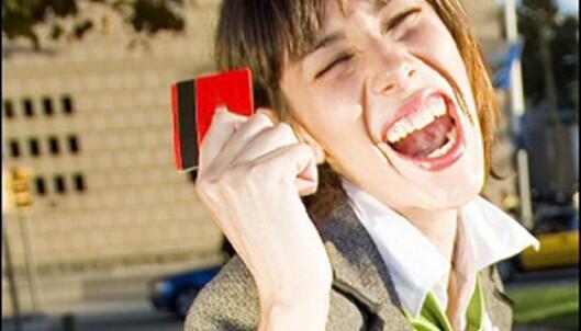 En av tre franske kvinner har et sykelig forhold til shopping. Har du? <i>Illustrasjonsfoto: iStockphoto.com</i>