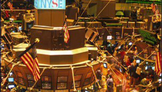 Det har vært krisestemning på verdens børser de siste ukene. <i>Foto: Colourbox.no</i>
