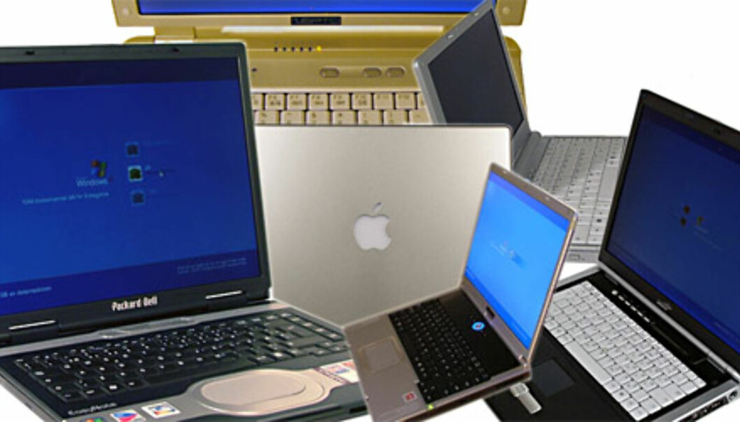 Bærbare PC-er