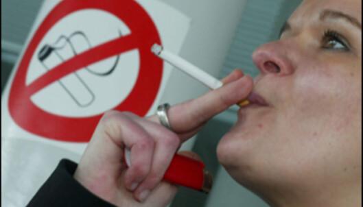 Ikkerøykernes terrorliste