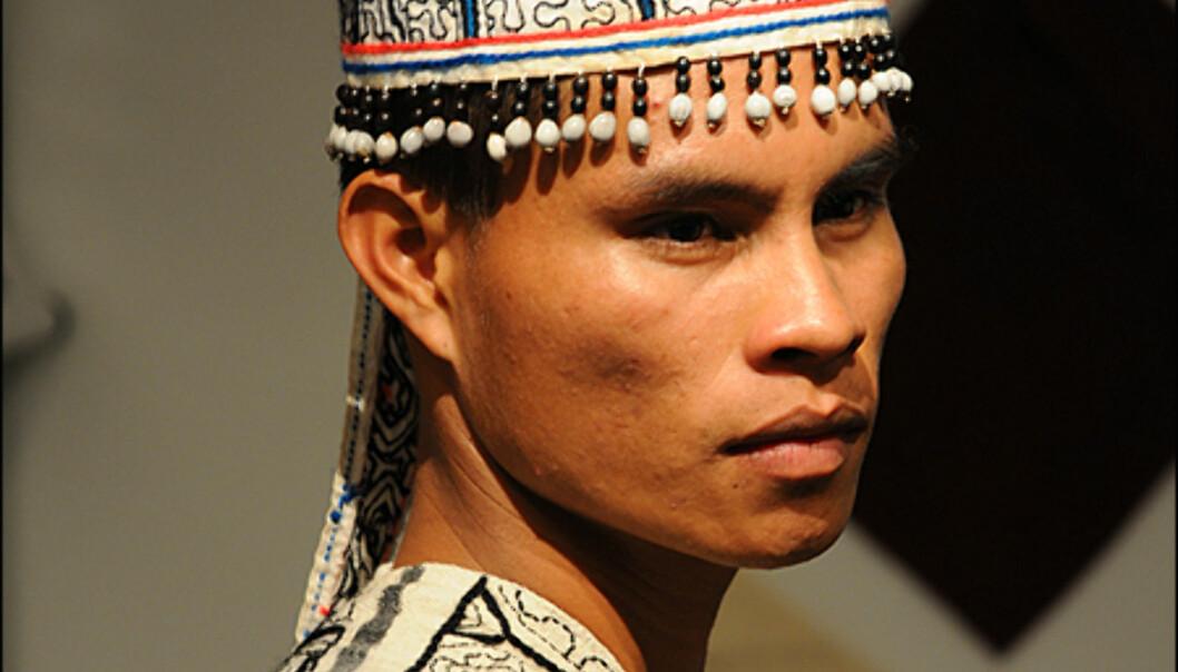 Om du skulle ønske et møte med inkakulturen, så er Peru representert i avdelingen for utland.