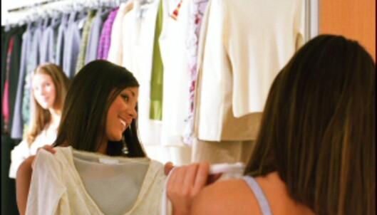 Få betalt for å shoppe! (Det du kjøper, må du nok levere tilbake, eller betale for selv.) <i>Illustrasjonsfoto: Colourbox.no</i> Foto: Colourbox.no