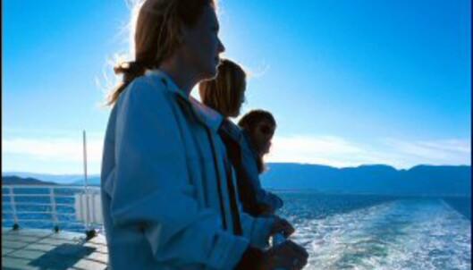 Turistene kommer til Norge først og fremst på grunn av naturen. Foto: Terje Rakke/Nordic Life/Innovasjon Norge