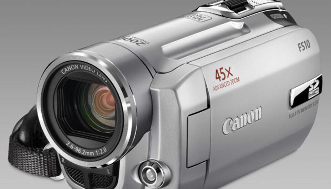 Nye videokameraer fra Canon