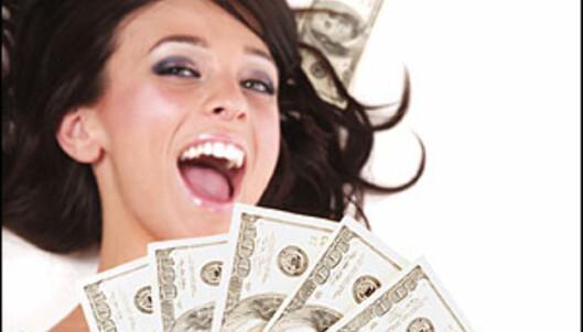 <strong>Skulle du gjerne hatt en klekkelig lønnsvekst i år? <i>Foto:</strong> Justin Horrocks /iStock.</i>