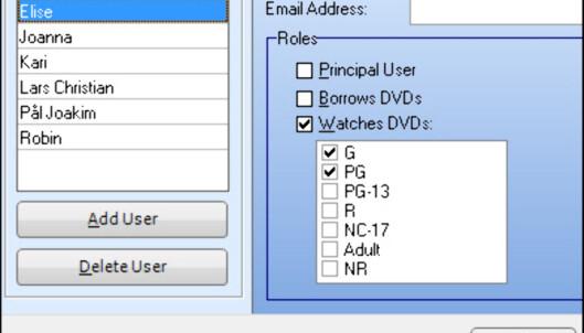 DVDProfiler v3
