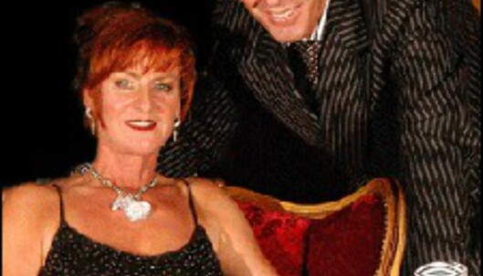 Laurens og Rineke står for den daglige driften av swingersklubben i Holland. Foto: www.fun4two.nl