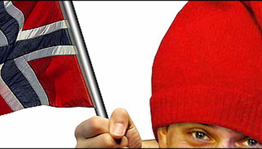 <strong>Klarer du statsborgertesten? <i>Bilde:</strong> Per Ervland.</i>