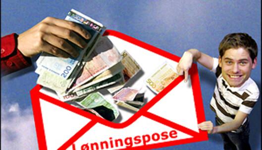 <strong>Kan du vente deg høyere lønn i 2008? <i>Bilde:</strong> Per Ervland.</i> Foto: Per Ervland