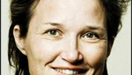 Gry Nilsen, leder av skattefaglig avdeling i Skattebetalerforeningen. <i>Foto: Bo Mathisen.</i> Foto: Bo Mathisen