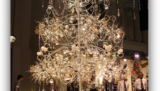 Verdens dyreste juletre