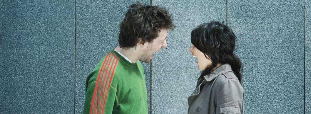 <strong>Behandler du kjæresten din med mindre respekt enn kassadama på Rema? Foto:</strong> Foto: Colourbox.com