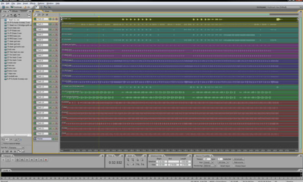 image: Minitest: Adobe Audition 3