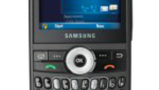 Årets mobiler 2007