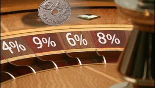 <strong>Hvor stopper renten? <i>Bilde:</strong> Per Ervland.</i>