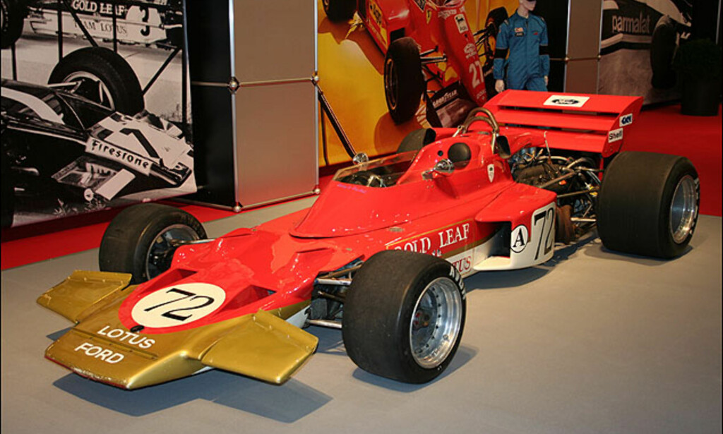 Lotus-Ford 1970 (Rindt-Fittipaldi)