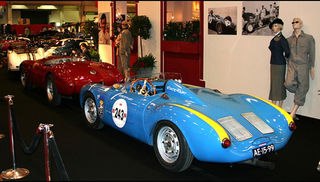 Porsche og Ferrari - 50-tallet
