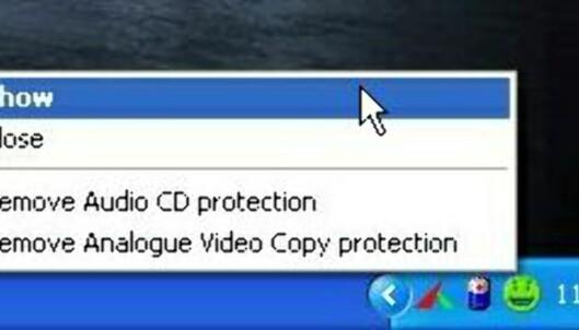DVD43 fjerner kopibeskyttelsen