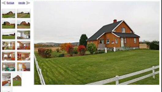 <strong>Eksempel på bolig på landet:</strong> På Arneberg i Hedmark får du denne eneboligen til 700.000 kroner. I de beste strøk i byen får du ikke en ettroms leilighet for samme beløp. <i>Faksimile fra finn.no.</i>