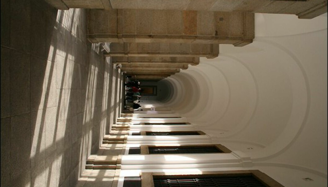 Reina Sofía Museum er Madrids museum for moderne kunst, og ligger i et gammelt sykehus.