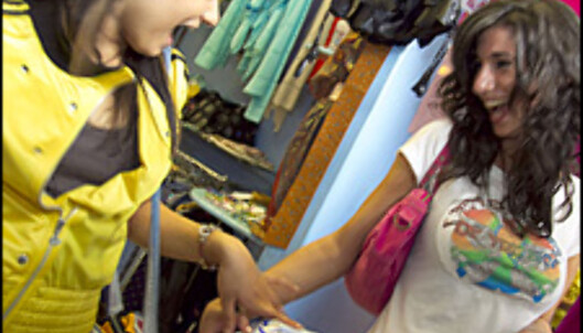 Shopping er morsomt på nett også, om en bare vet hvor en skal lete. <i>Foto: Britain on View</i> Foto: Britain on View