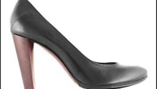 Hvilken kvinne ønsker seg ikke et par nye sko? Disse klassiske pumpsene fra Costume National er bare et par tastetrykk unna. <i>Faksimile fra www.Logosko.no</i>