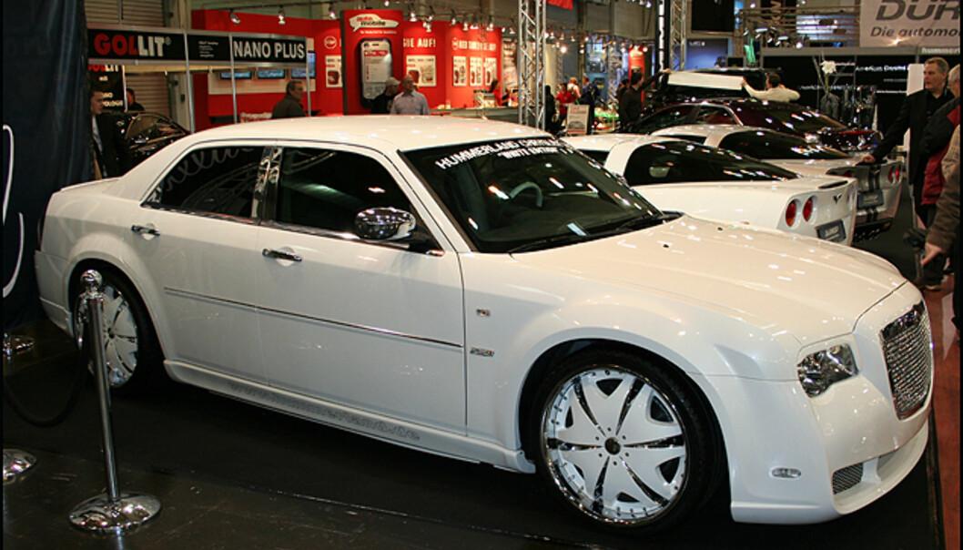 Dürkop-tunet Chrysler 300C