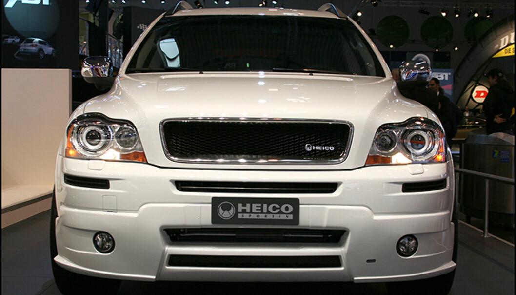 Heico har tunet Volvo XC90