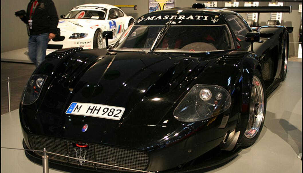 Maserati MC12<br />