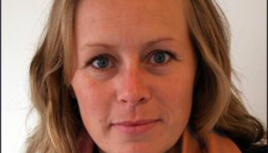 Helene Lund, informasjonsrådgiver i FNH. <i>Bilde: FNH.</i>
