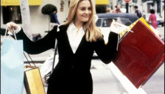 """""""Clueless-garderobe"""" har blitt et innarbeidet begrep, etter filmen, med Alicia Silverstone i hovedrollen."""