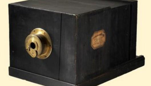 Verdens dyreste kamera er fra 1839. (Foto: cameraarts.com)