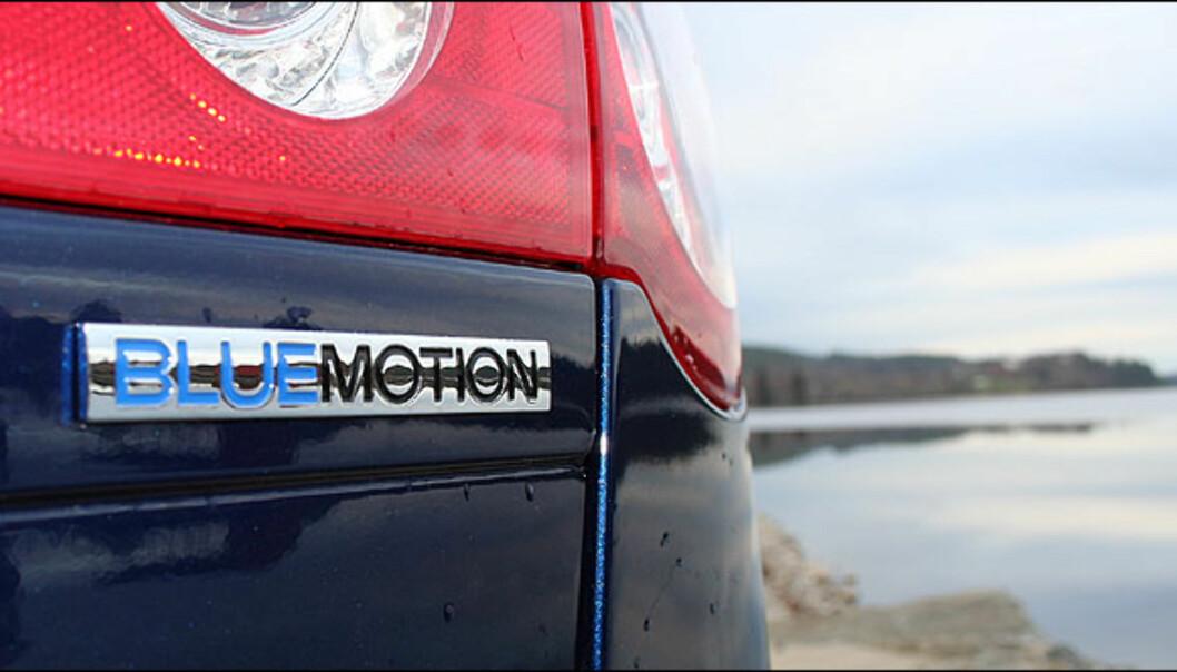 Store BlueMotion-bilder: Eksteriør