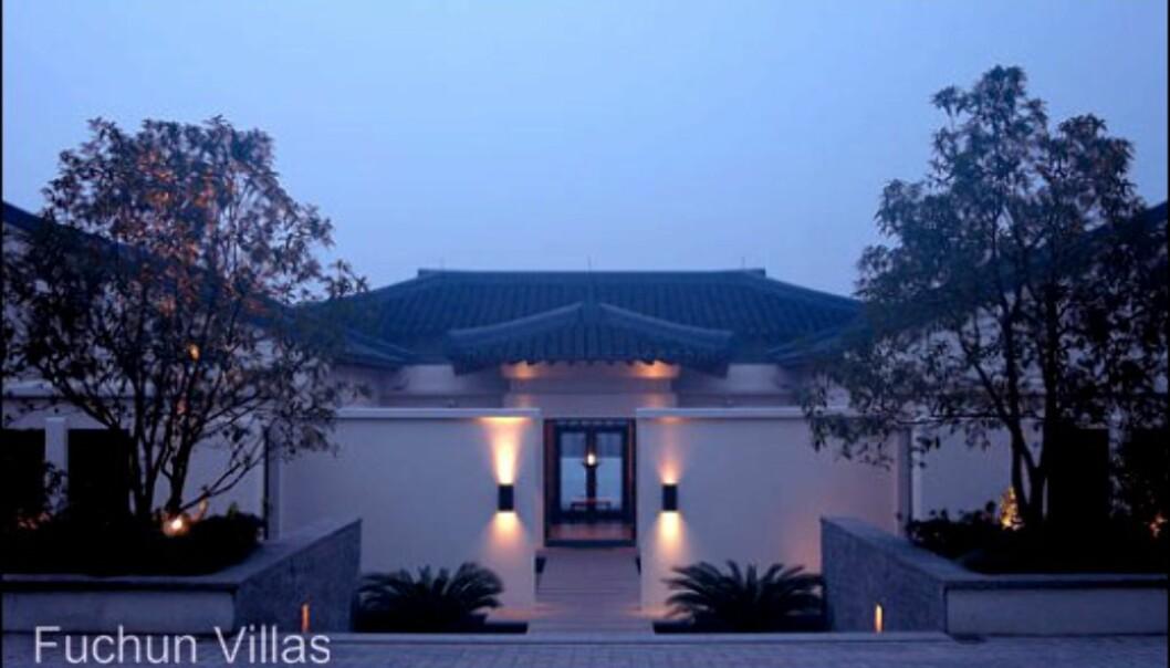 Fuchun Villa, Fuchun Resort, Kina