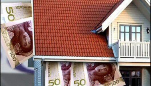 Det kan koste deg dyrt å realisere verdien som ligger i boligen din.