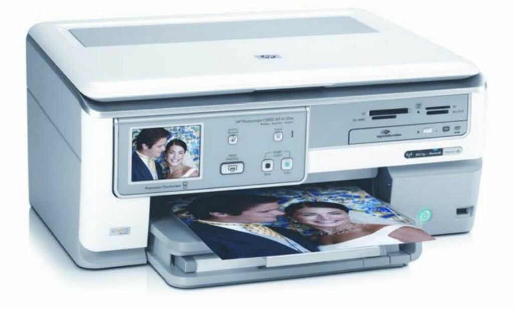 image: HP Photosmart C8180