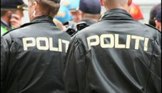Politifolk kan også finne alternative jobber... <i>Foto: Borge Sandnes.</i> Foto: Borge Sandnes