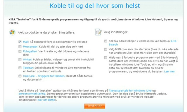 ace71a6c Slik fungerer Windows Live Mail - DinSide