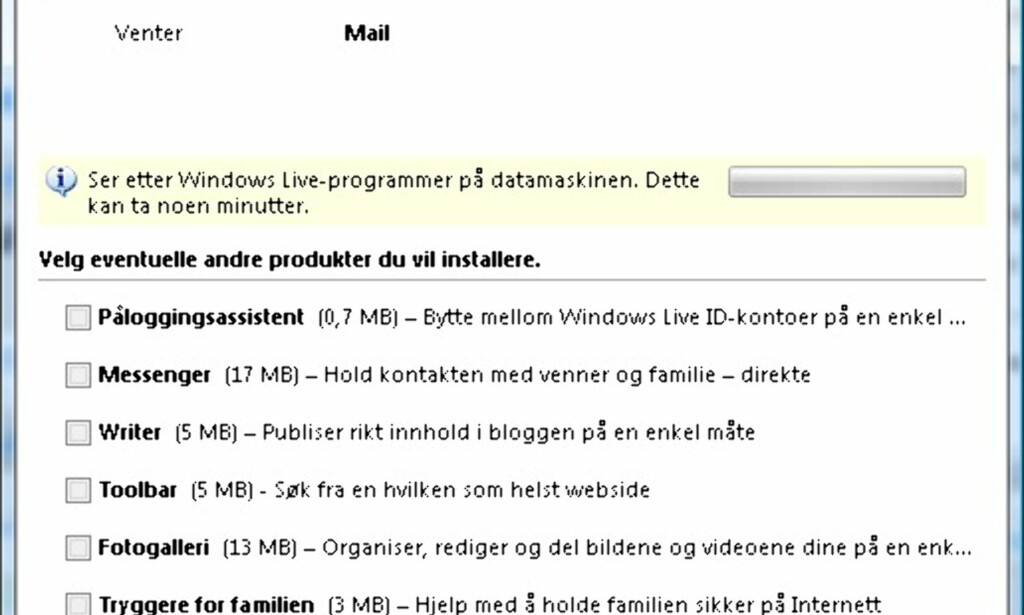 image: Slik fungerer Windows Live Mail
