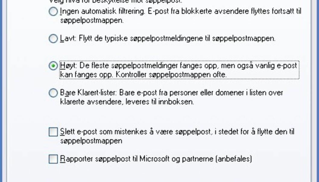 Slik fungerer Windows Live Mail