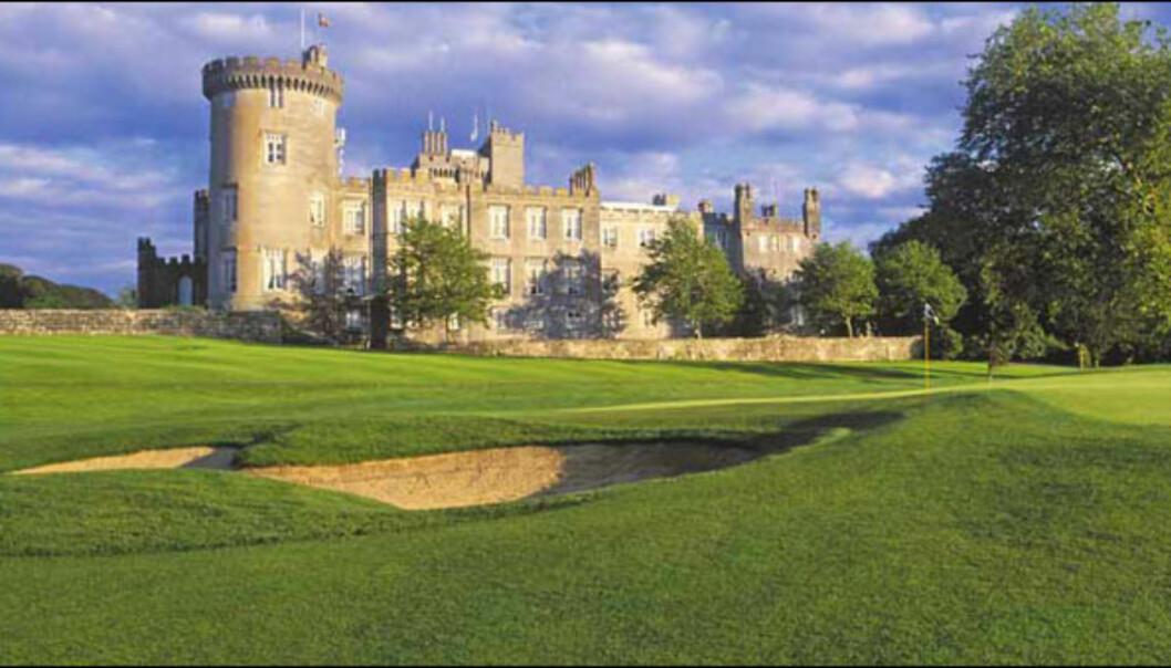 Dromoland Castle, Irland.