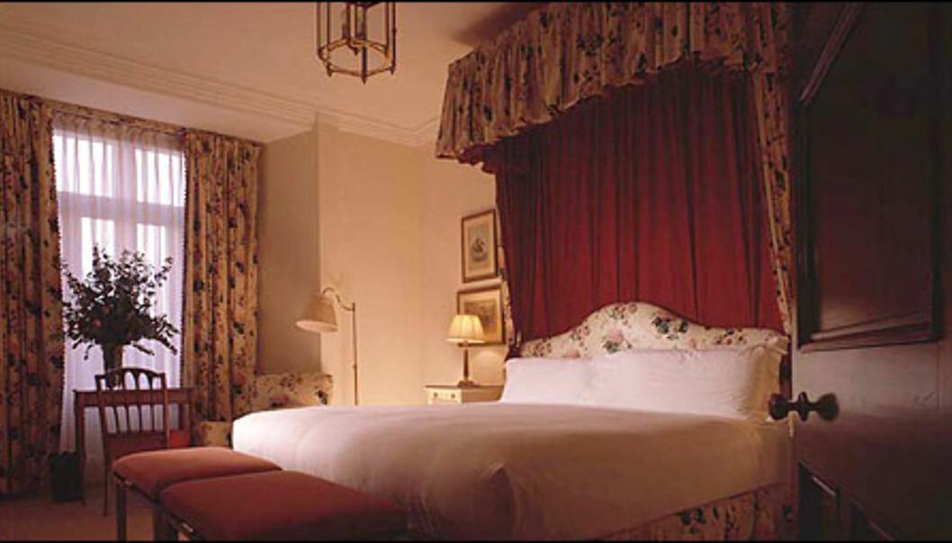 Claridges Hotel, England.