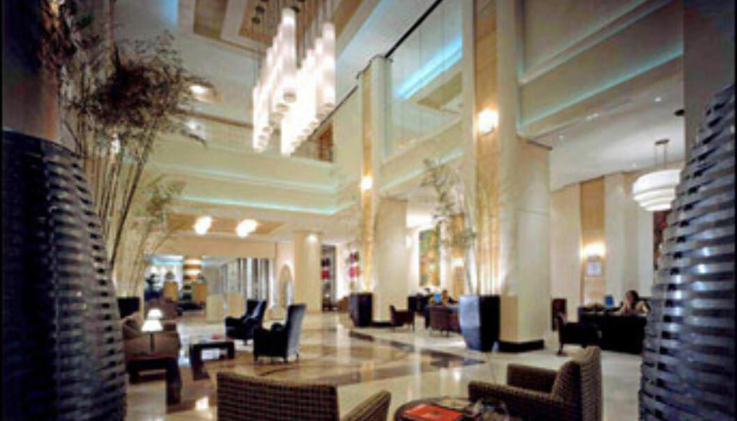 Sheraton Tirana Hotel & Towers, Albania.