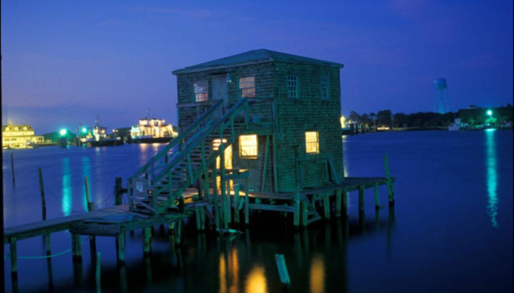 BILDER: Ocracoke Island