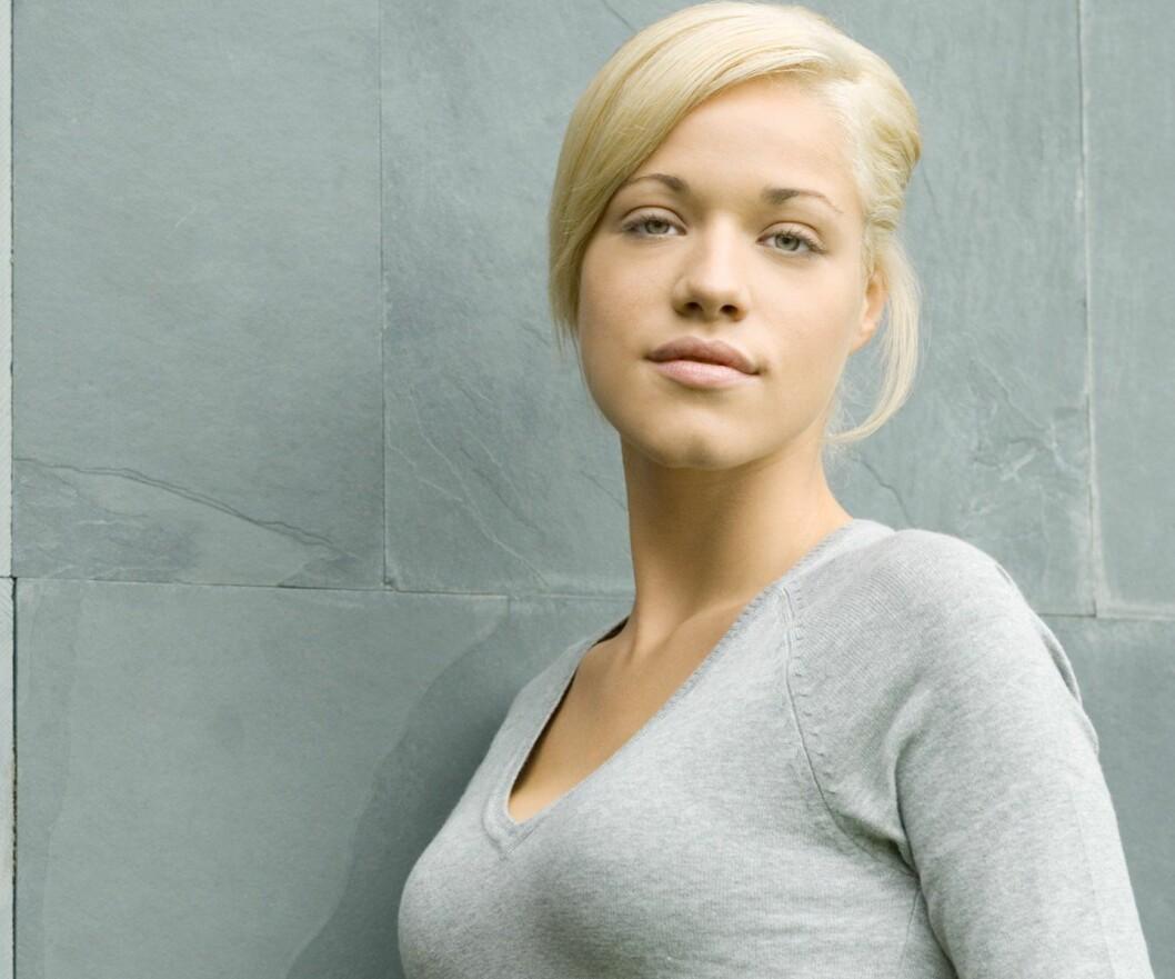 <strong>IKKE BARE MORO:</strong> Har du hørt om blondinen som...? Slike vitser er ikke bare uskyldig moro, ifølge forskning. Illustrasjonsfoto: Colourbox.com