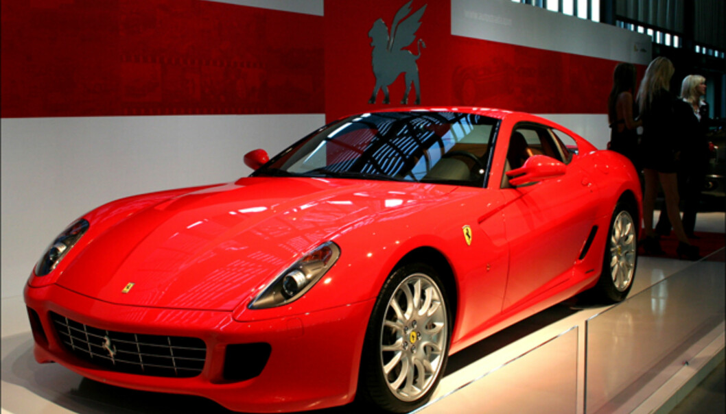 Ferrari 599 Fioriani