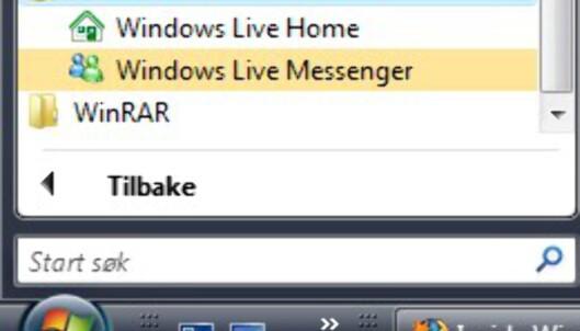 Windows Live Messenger 8.5 er sluppet