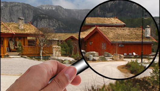 Hvor er det lurest å kjøpe hytte? Ekspertene er ikke enige... <i>Bilde: Per Ervland.</i>